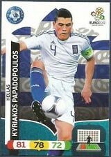 PANINI EURO 2012-ADRENALYN XL-HELLAS-GREECE-KYRIAKOS PAPADOPOULOS