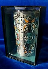 Starbucks Dannijo Double Wall Ceramic Tumbler 12 oz - Ship from USA