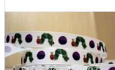 The Very Hungry Caterpillar 9mm wide