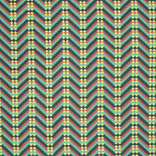 Amy Butler Glow Collection Waterfall Fabric in Zest PWAB131 100% Cotton