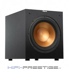ACTIVE SUBWOOFER KLIPSCH R-12SW SPEAKERS SPEAKER REFERENCE NEW WARRANTY ITALY