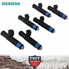 6 x Siemens Deka 80lb 850cc Fuel Injector VT VX VY L67 Supercharged V6 Commodore