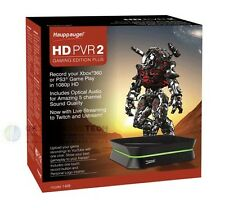 Hauppauge Hd Pvr 2 Gaming Edition Plus-Grabar Tus Xbox360/ps3 Juego En Hd