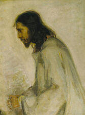 The Savior    by Henry Ossawa Tanner  Giclee Canvas Print Repro