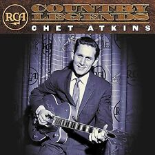 Chet Atkins- Country Legends (Buddha 98362 NEW CD)