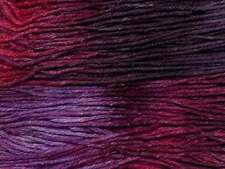 Araucania ::Rinihue #1711:: wool silk yarn Ink-Purple-Berries 40% OFF!