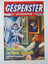 1x Comic -Gespenster Geschichten - Bastei- Nr. 397- Z. 1/1-2