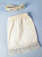 Barbie Slip & Bra White Blue Lace Mattel Vintage Doll Clothes 1960s HELP