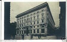 ts 033 Anni 20 TRIESTE Palazzo Riunione Adriatica Sicurtà - non viaggiata -  FP