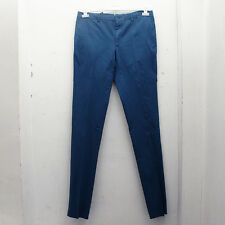 NEW Lanvin Blue Overdyed Chino Trousers GENUINE RRP: £275 BNWT - Size: 52
