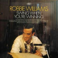Swing When You'Re Winning - Robbie Williams (2001, CD NEUF)