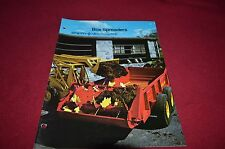 New Holland 800 791 579 519 513 329 213 Manure Spreader Dealer's Brochure DCPA2
