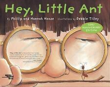 Hey, Little Ant by Phillip Hoose and Hannah Hoose (1998, Hardcover, Teacher's...