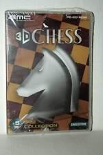 3D CHESS GIOCO NUOVO SIGILLATO PC CDROM VERSIONE ITALIANA VBC 42569