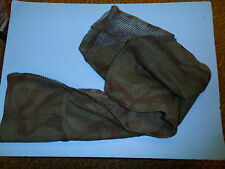 b0029  WW2 Cammo Scarf and Face Vail repro W12C