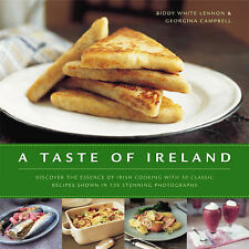 A Taste of Ireland: Discover the Essence of Irish Cooking with 30 Classic Recipe