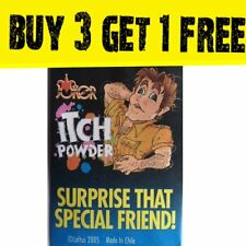 1 Classic Package of ITCHING ITCH POWDER -  Prank Joke Trick Gag