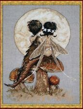 Nimue Cross Stitch Chart # 56 - Clair De Lune - Moonlight
