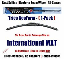 Super Premium NeoForm Wiper Blade 1-Pack fits 2007-2009 International MXT 16220