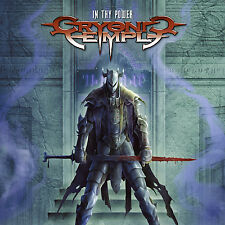 CRYONIC TEMPLE - In Thy Power CD 2005 Melodic Power Metal