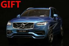 Car Model Welly GTA All New Volvo XC90 Sport Version 1:18 (Matt Blue)+SMALL GIFT