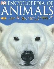 Encyclopedia of Animals by DK Publishing