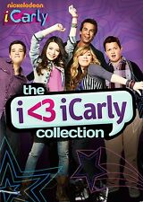 iCarly Collection DVD Set Nickelodeon Series TV Show Kids Sam Puckeet Episode R1