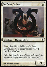 MTG 4x SELFLESS CATHAR - CATARO ALTRUISTA - ISD - MAGIC
