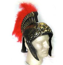 Roman Greek Soldier Army Helmet Hat  Adult Halloween Costume