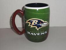Baltimore Ravens Football Field Mug Cup Boelter Brands 2011 NFL -0816