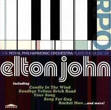 Elton John Royal Philharmonic Orchestra plays hits of Elton John (10 trac.. [CD]