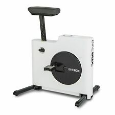 Bike Box Compact Exercise Bike - White