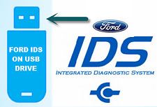2017 LATEST! FORD IDS 104.01 + C81 Diagnostic Software! =ON USB MEMORY DRIVE!