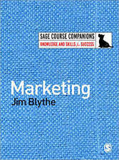 Marketing (SAGE Course Companions series),ACCEPTABLE B