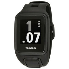 TomTom Spark 3 Cardio Music Smart Watch - Black - Small