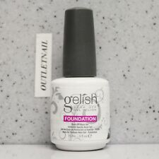 Harmony Gelish Soak-Off FOUNDATION Base Coat Gel Polish 0.5 oz/15 mL - Ship 24H