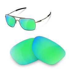 Polarized Replacement Lenses for Oakley deviation sapphire green color