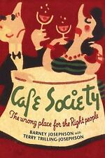 Cafe Society: The wrong place for the Right People (Music in American -ExLibrary