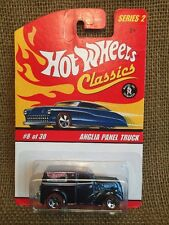 Hot Wheels 2005 Classics Series 2 ~ Anglia Panel Truck Spectraflame Blue