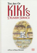 The Art of Kiki's Delivery Service (Studio Ghibli Library) (Hardc. 9781421505930