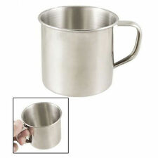 Portable Student CHILD Stainless Steel Coffee Tea Mug Cup-Camping Travel MW