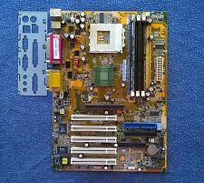 ASUS A7S333/PA/UAY Socket 462 (A) ATX AMD Vintage Retro Motherboard + 256MB RAM