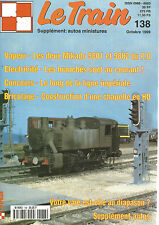 LE TRAIN N°138 VAPEUR / MIKADO 5801 ET 5802 / CONSTRUCTION CHAPELLE / BB 9200
