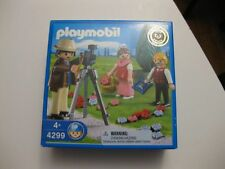 NIB New Playmobil 4299 Wedding Photographer Flower Girl