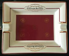 LAURENT PERRIER CHAMPAGNE CIGAR ASHTRAY RARE USED BEFORE VGC
