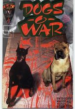 DOGS-O-WAR (1996) #1A Nude Edition Variant Cover Crusade Comics VF/NM
