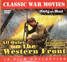 All Quiet On The Western Front (DVD), Richard Thomas, Ernest Borgnine, Ian Holm