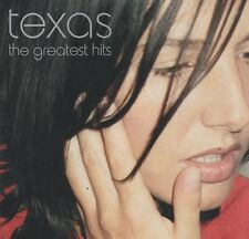 CD TEXAS The Greatest Hits - French Promo CARD SLEEVE CD Mercury   8089 2000 Fr