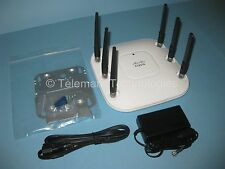 Cisco Aironet 1262N Lightweight Wireless AP LWAPP AIR-LAP1262N-A-K9 Complete Kit