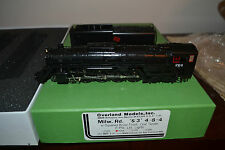 HO BRASS - OVERLAND MODELS MILWAUKEE ROAD S-3 4-8-4 1 of 95 made